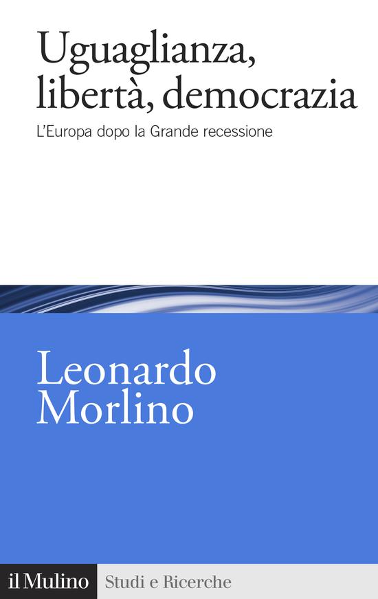 Copertina del libro Uguaglianza, libertà, democrazia